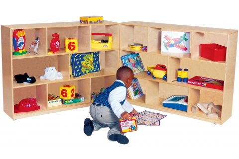 Wooden Fold N Lock Storage
