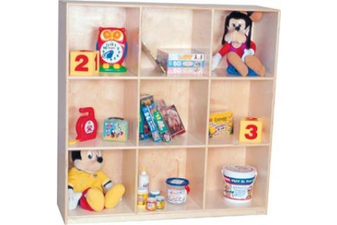 Wooden Cubbies