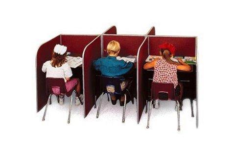 Portable Study Carrels