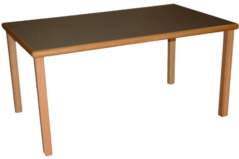 Russwood Providence Rectangular Library Tables