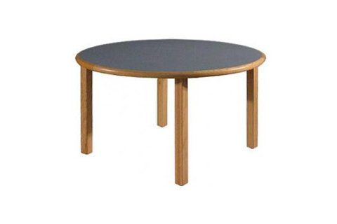 Russwood Providence Round Library Tables