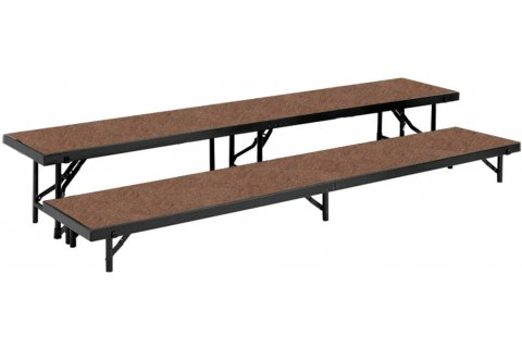 Portable Choral Riser Set- Hardboard