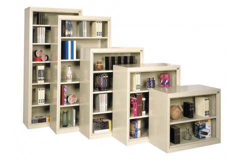 SnapIt Bookcases