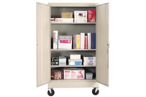 Mobile Steel Storage Cabinets