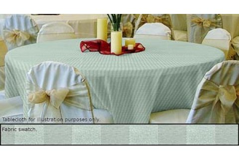 Tuxedo Striped Tablecloths and Napkins