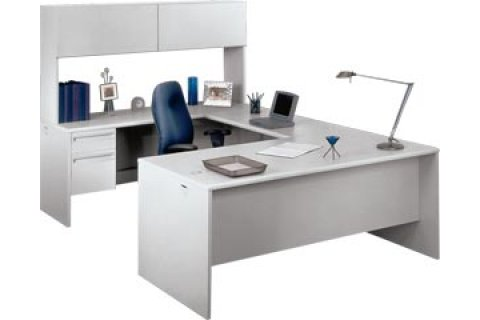 Contemporary Steel Office Desks