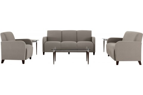 Siena Reception Furniture Series by Lesro