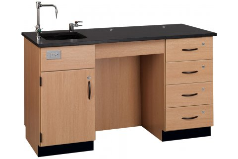 Lab Instructors Desks