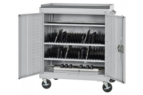 Tablet/iPad Storage Carts from Sandusky