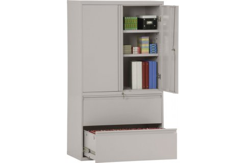 Sandusky Lateral File Storage Cabinets