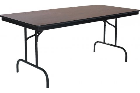 Rectangular Particle Board Core Tables