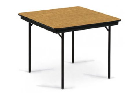 Square Laminate Plywood Core Tables