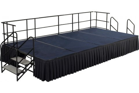 Fully Equipped Portable Stage Sets