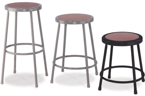 6000 Series Stools with Backrest