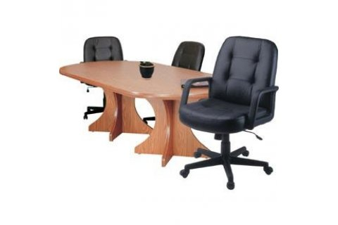Timber Elite Conference Table by Correll