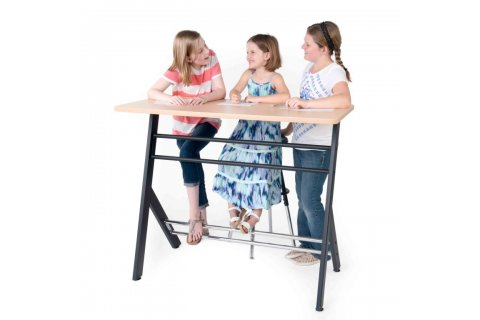 Stand2Learn YZE Standing Student Desk