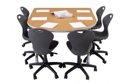 Academia Chad Collaborative Classroom Tables