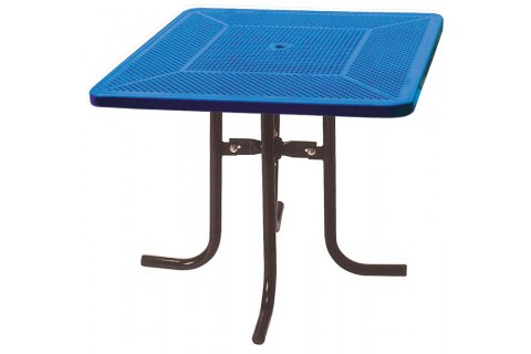 Thermoplastic Food Court Chairs and Tables