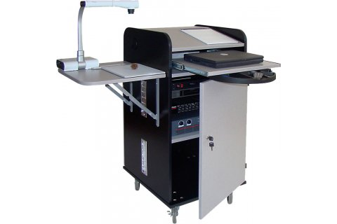 WoodWare Multimedia Lecterns