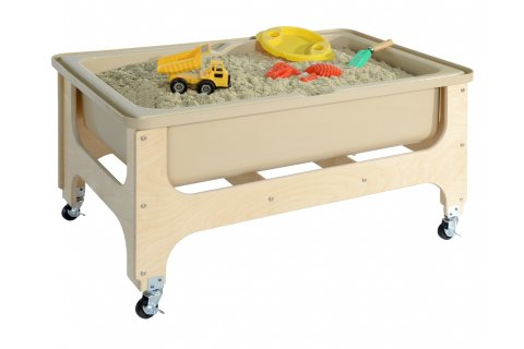 Deluxe Sand and Water Tables by Wood Designs