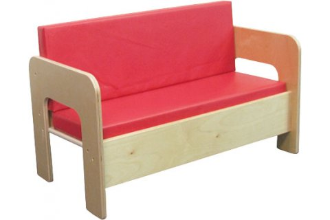 Wooden Childrens Lounge