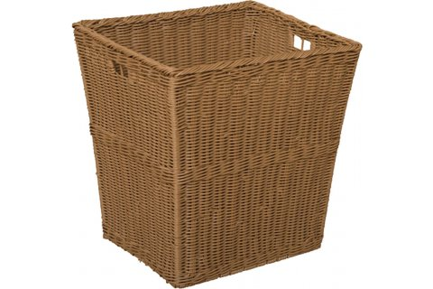 Plastic Wicker Preschool Storage Baskets by Wood Designs