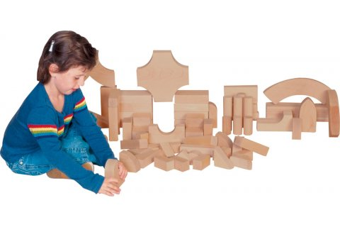 Wooden Block Sets