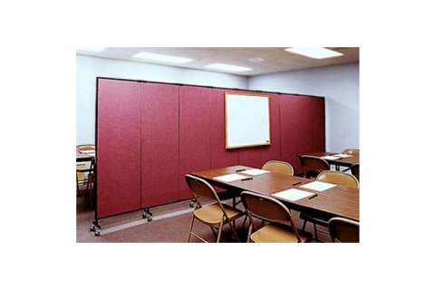 Screenflex WALLmount Partition Systems