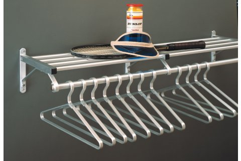 Aluminum Coat Racks
