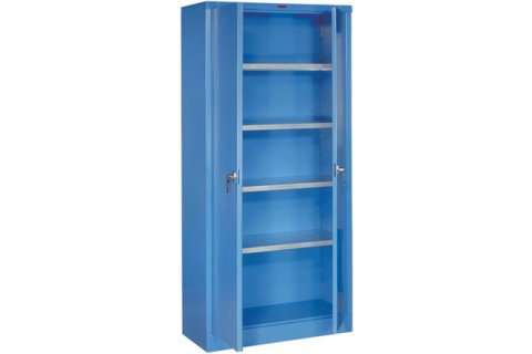 Extra-Heavy-Duty Steel Cabinets