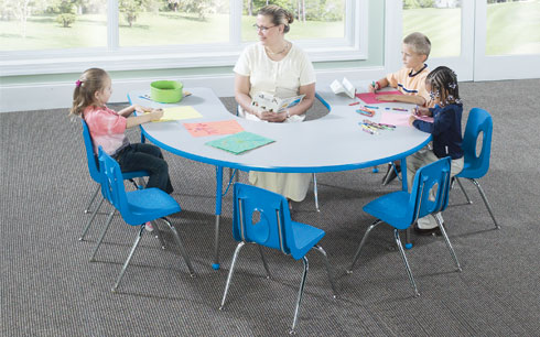 Include Writing Centers, Block Centers & Other Preschool Learning Centers in Your Early Childhood Classroom