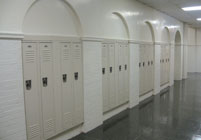 Choosing School Lockers