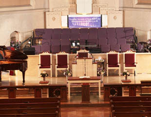 Imani Baptist Church, E. Orange NJ