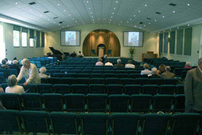 Moordown Baptist Church, Hampshire UK