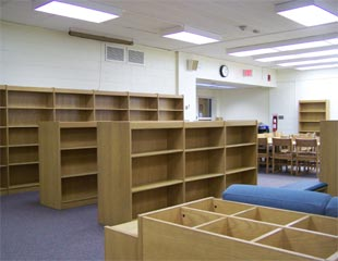 Wayne Lafayette Elementary Media Center, Wayne NJ