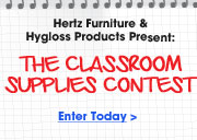 School Supplies Contest